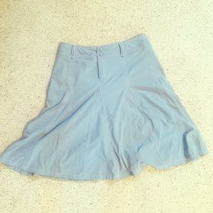 Athleta 6Tall Skort, Lt. grey